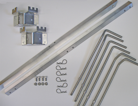 Upgrade Kit for Deluxe 12 to 18 (Aluminum Arms)