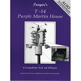 T-14 Martin House Plans