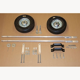 V-Top Wheel and Axle Kit