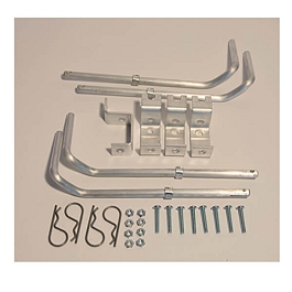 Troyer's T-14 Aluminum Arm with Bracket Set of Four