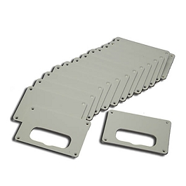 Starling-resistant Conley II Adapter Plates