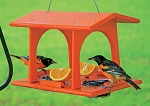 Double Oriole Feeder