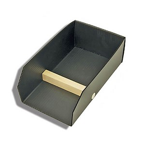 Black PVC Pull-out Trays